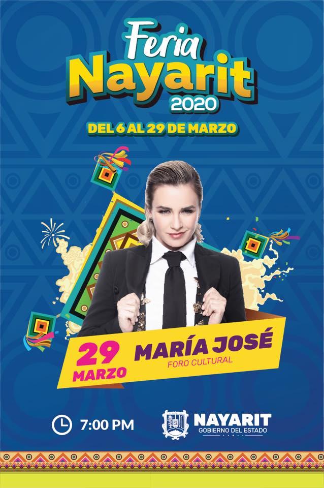 Maria José Feria Nayarit 2020